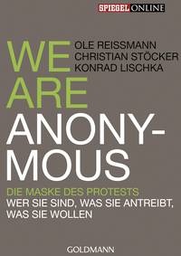 """We are Anonymous"". Die Maske des Protests. #booklewal"