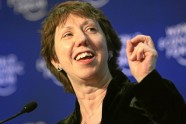 Catherine Ashton (CC BY SA World Economic Forum)